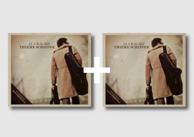 2 CDs - Just a Breath Away